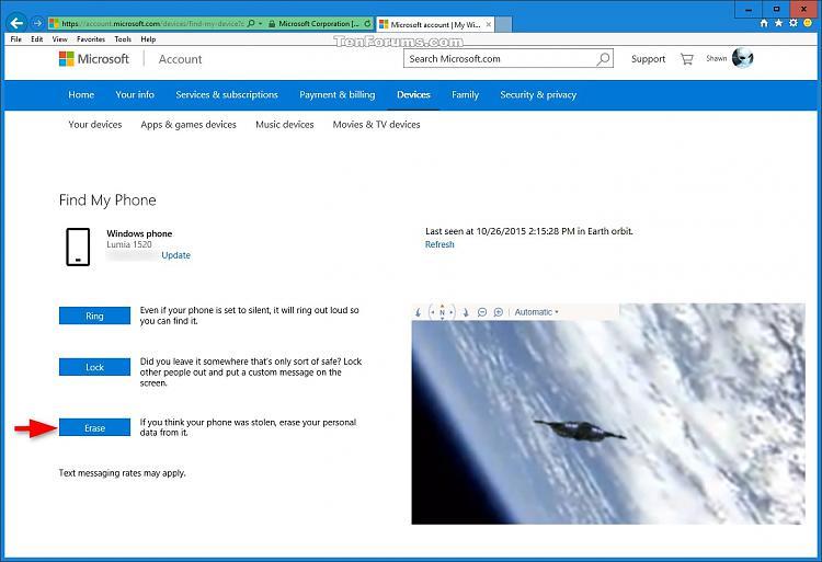 Windows 10 Mobile Phone - Erase Online-find_my_phone.jpg