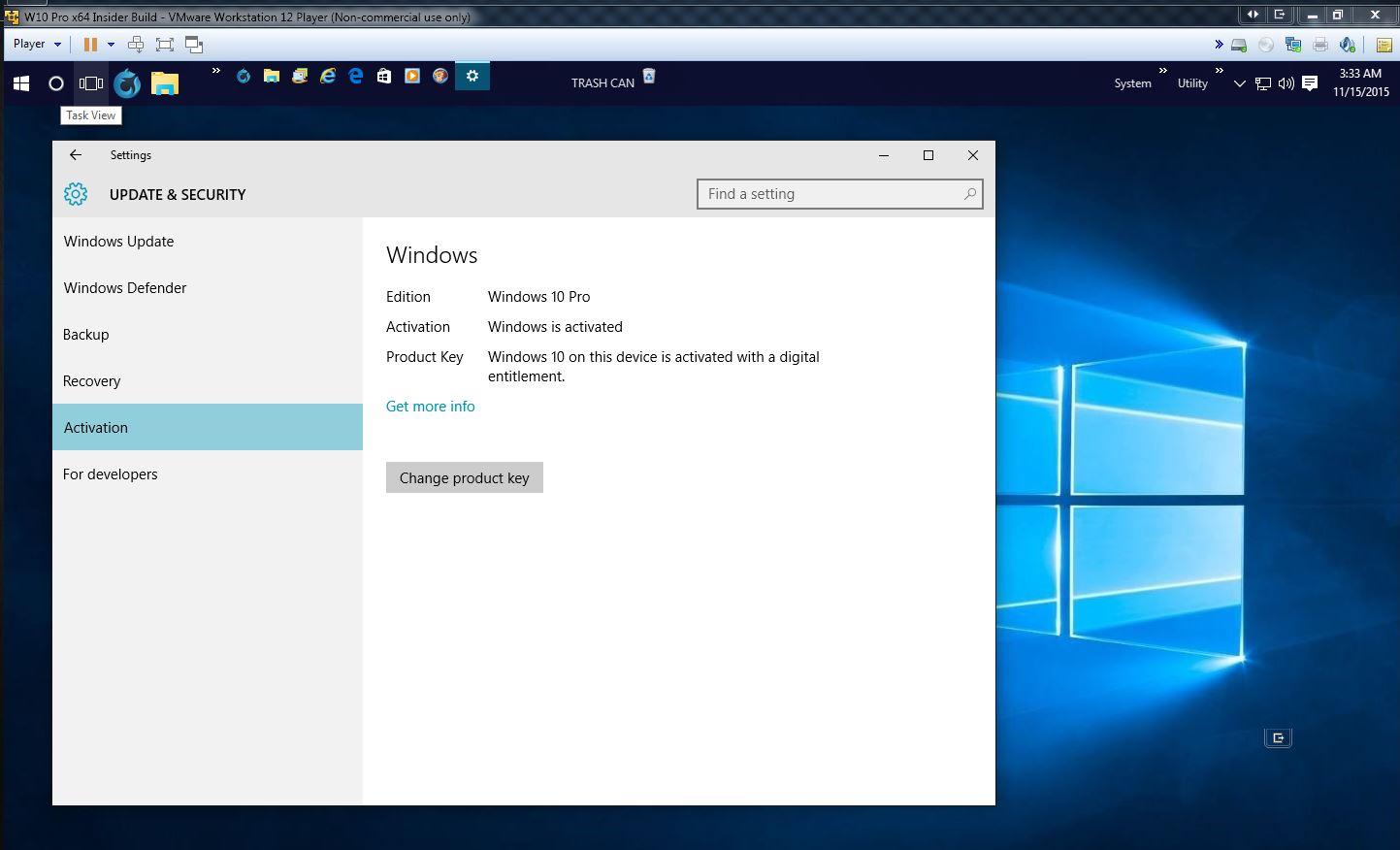 Clean install windows 10 directly without having to upgrade first click image for larger version name 4 in 1 th2 upgrade over 10586 vm ccuart Gallery