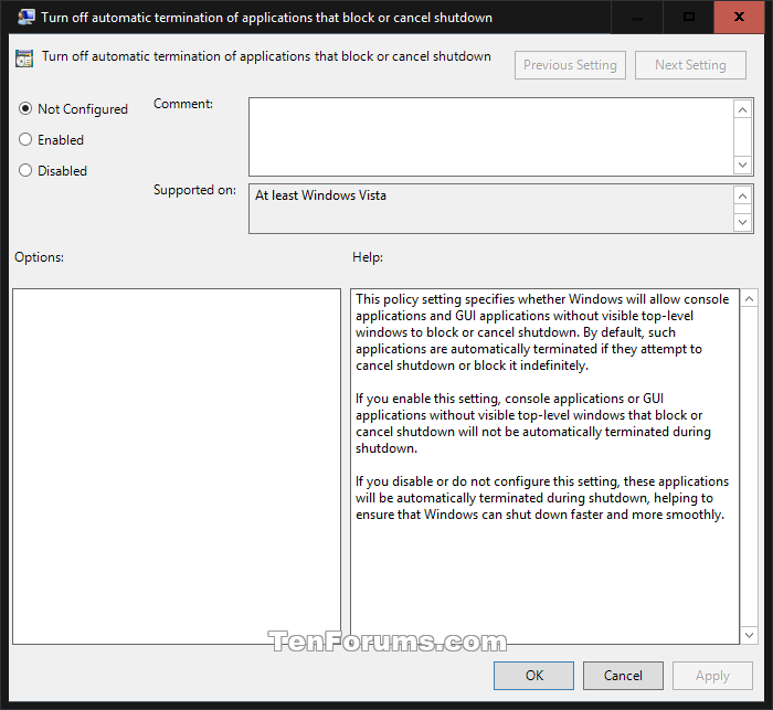 Boot to Advanced Startup Options in Windows 10-policy.png