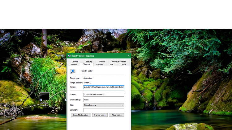 how to add administrator name on windows 10