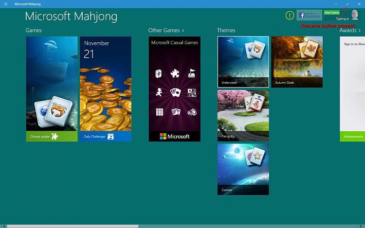 Click image for larger version.  Name:Microsoft Mahjong.jpg Views:393 Size:137.0 KB ID:49730