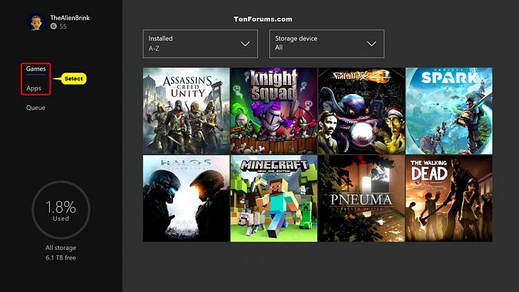 Click image for larger version.  Name:Xbox_One_Manage_Storage-2.jpg Views:461 Size:264.9 KB ID:50134