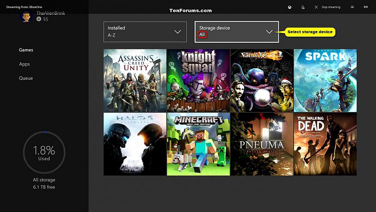 Click image for larger version.  Name:Xbox_One_Manage_Storage-3.jpg Views:339 Size:272.3 KB ID:50135