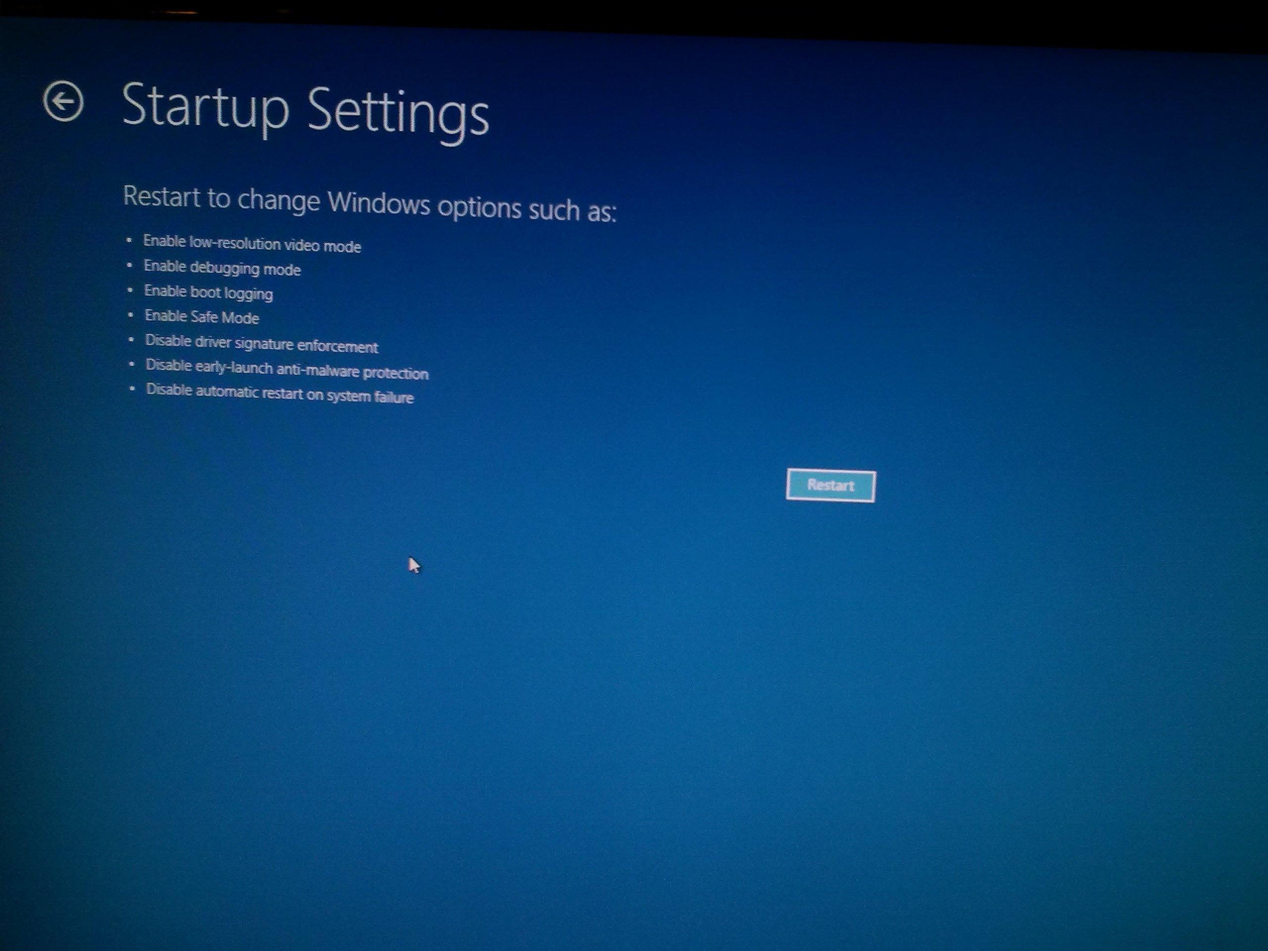 Dos Windows 10