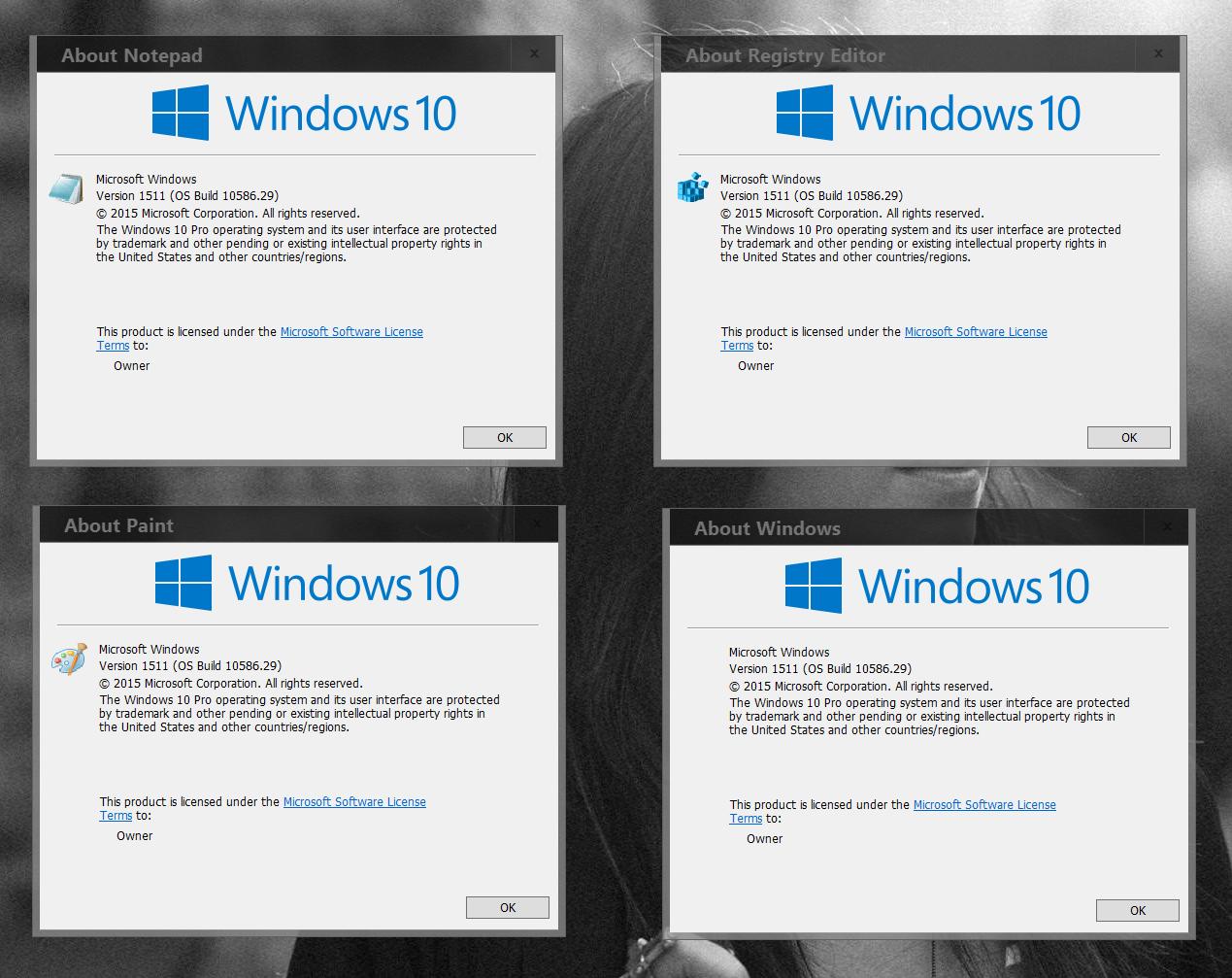 Neueste Windows 10 Version