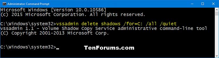 Click image for larger version.  Name:vssadmin_delete_shadows-2.png Views:123 Size:18.4 KB ID:53315