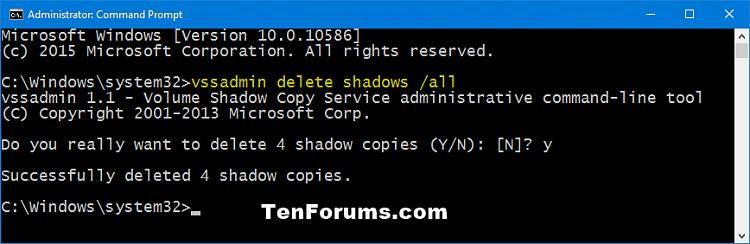 Click image for larger version.  Name:vssadmin_delete_shadows-4.png Views:173 Size:25.1 KB ID:53317