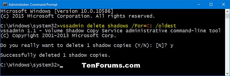 Click image for larger version.  Name:vssadmin_delete_shadows-5.png Views:95 Size:20.9 KB ID:53321
