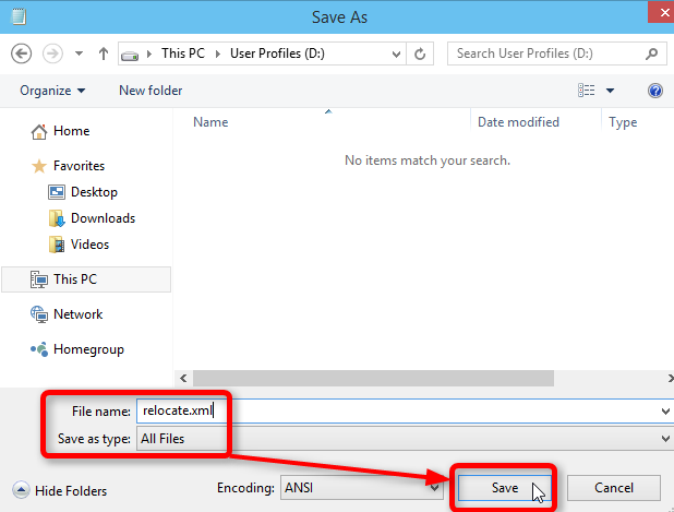 how to move windows 10 update folder to another drive