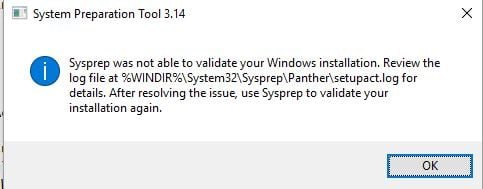 Name:  Sysprep error.JPG Views: 671 Size:  24.0 KB