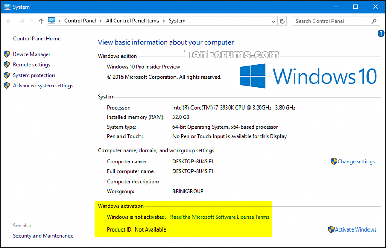 Click image for larger version.  Name:Windows_10_activation_product_key-2.png Views:9134 Size:39.9 KB ID:56710