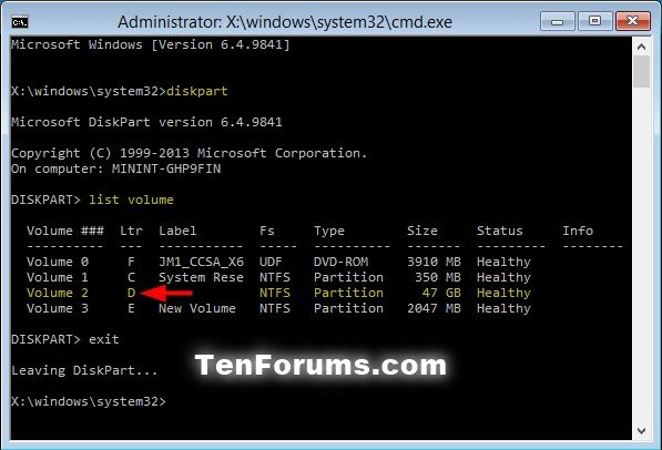 windows 10 how to delete old windows directory