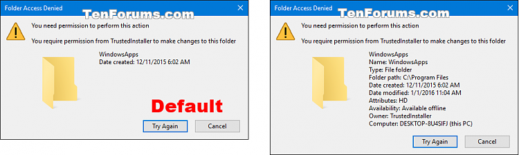 Customize Delete Confirmation Dialog Prompt Details in Windows-delete_access_denied_prompt.png