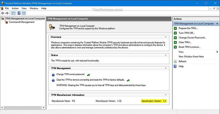 Verify Trusted Platform Module (TPM) Chip on Windows PC-tpm-msc.jpg