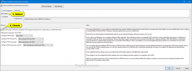 Click image for larger version.  Name:Bit_Locker_OS_without_TPM-2.png Views:4112 Size:74.4 KB ID:58311