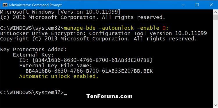 Click image for larger version.  Name:Bit_Locker_auto-unlock_command-ON.jpg Views:1274 Size:107.3 KB ID:59170