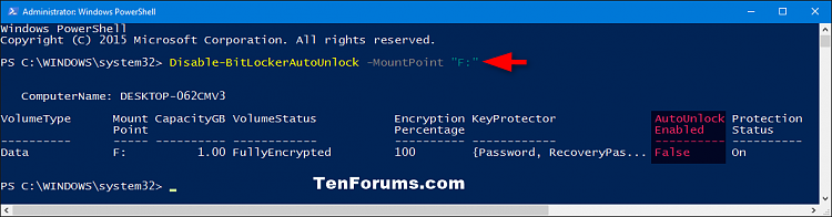 Click image for larger version.  Name:Bit_Locker_auto-unlock_PowerShell-OFF.png Views:498 Size:23.6 KB ID:59171