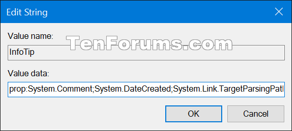 Customize Shortcut Infotip Details in Windows-custom_shortcut_tooltip_registry-4.png