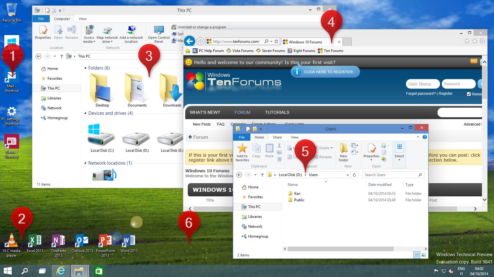 Default User Profile Customize In Windows 10 Windows