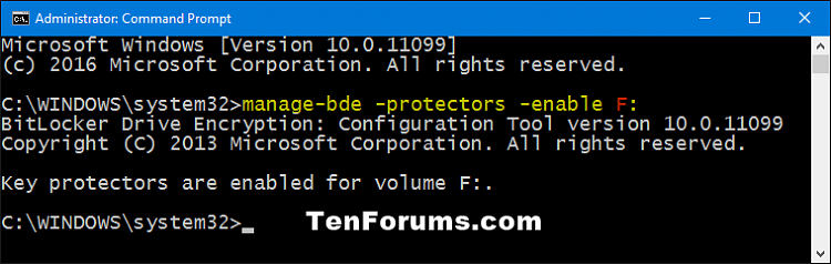 Click image for larger version.  Name:Resume_BitLocker_protection_command.png Views:255 Size:17.7 KB ID:60496