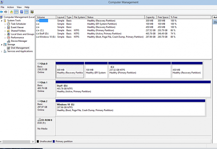 Click image for larger version.  Name:w10 disk management.PNG Views:4987 Size:64.4 KB ID:6050