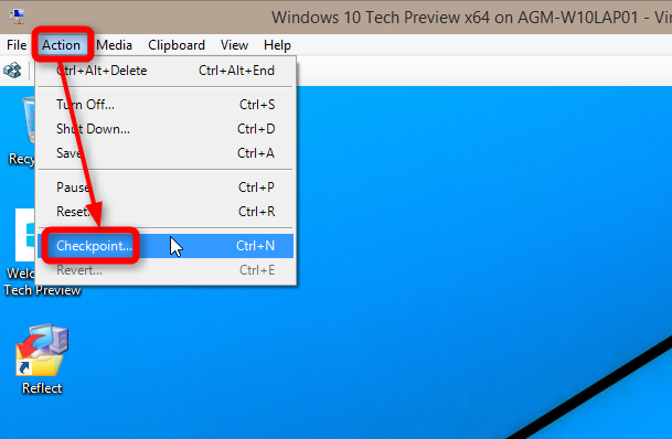 Create and Use Hyper-V Checkpoints in Windows 10-2014-10-06_00h33_21.png