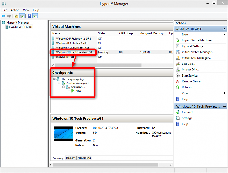 Create and Use Hyper-V Checkpoints in Windows 10-2014-10-06_01h10_27.png