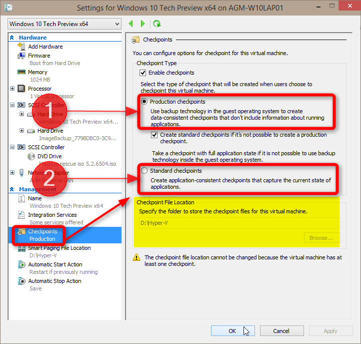 Create and Use Hyper-V Checkpoints in Windows 10-2014-10-06_01h41_40.png