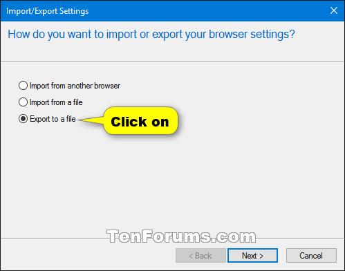 Import or Export Internet Explorer Favorites with HTM in Windows 10-internet_explorer_export_htm-2.png