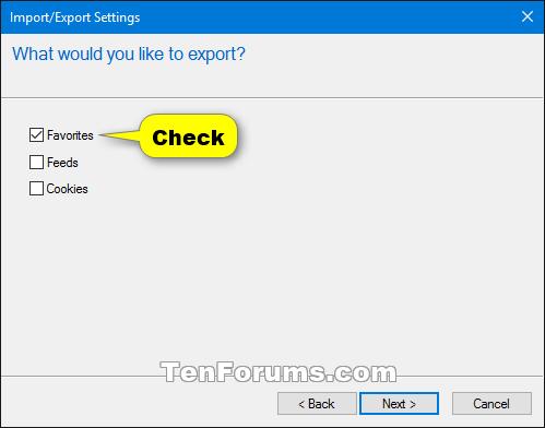 Import or Export Internet Explorer Favorites with HTM in Windows 10-internet_explorer_export_htm-3.png