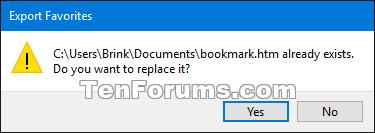 Import or Export Internet Explorer Favorites with HTM in Windows 10-internet_explorer_export_htm-6.png
