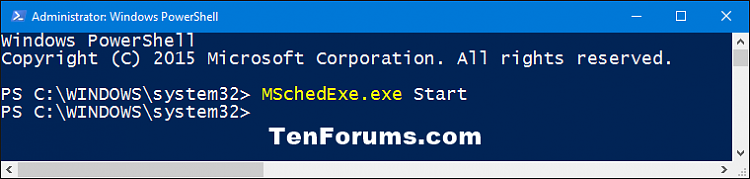 Click image for larger version.  Name:Start_Automatic_Maintenance_PowerShell.png Views:111 Size:11.8 KB ID:63117