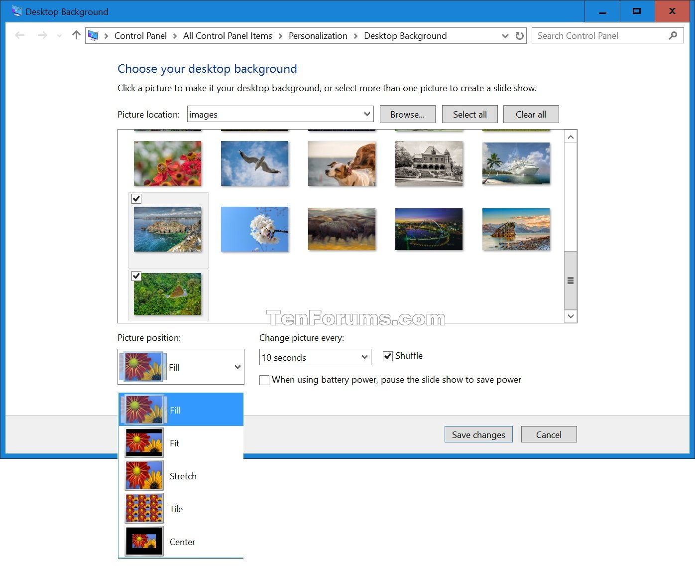 View Slide Show of Pictures in Windows 10  Windows 10 Tutorials