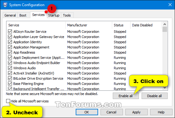 Perform a Clean Boot in Windows 10 to Troubleshoot Software Conflicts-normal_boot-2.png
