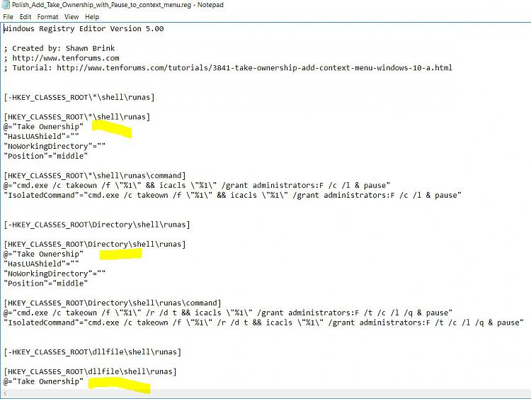 Click image for larger version.  Name:Polish Take Ownership.jpg Views:186 Size:142.7 KB ID:65944