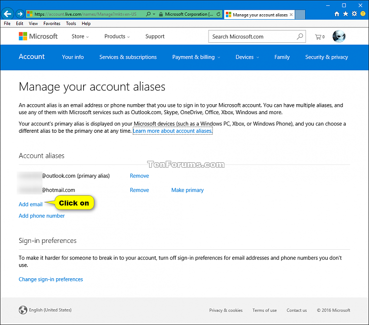 Add or Remove Microsoft Account Aliases-add_microsoft_account_email_alias-1a.png