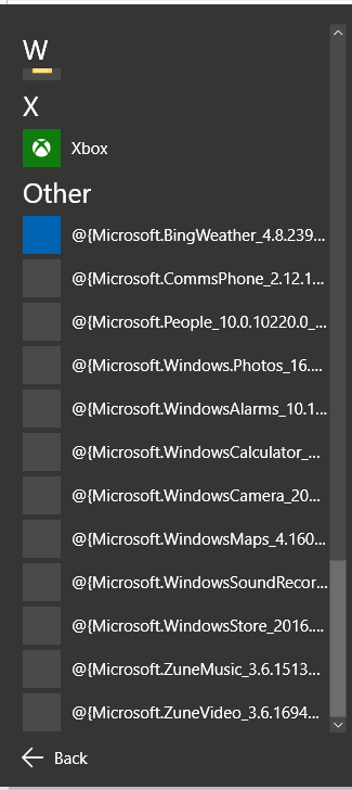 Name:  apps missing.PNG Views: 305 Size:  23.0 KB