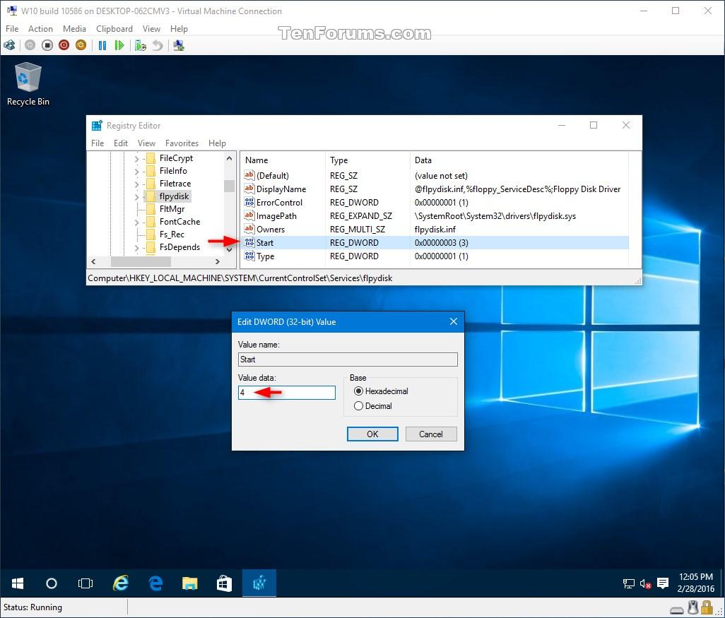 how to create virtual machine in windows 7