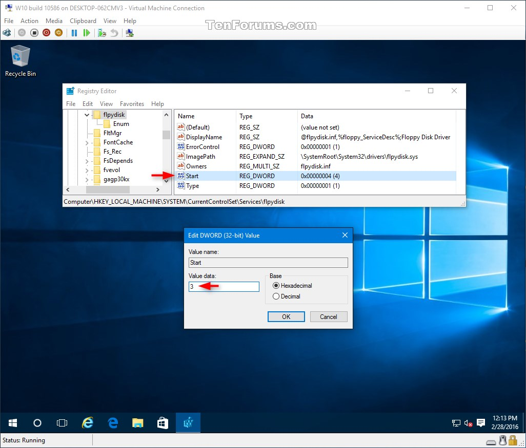 how to open disc drive on windows 10