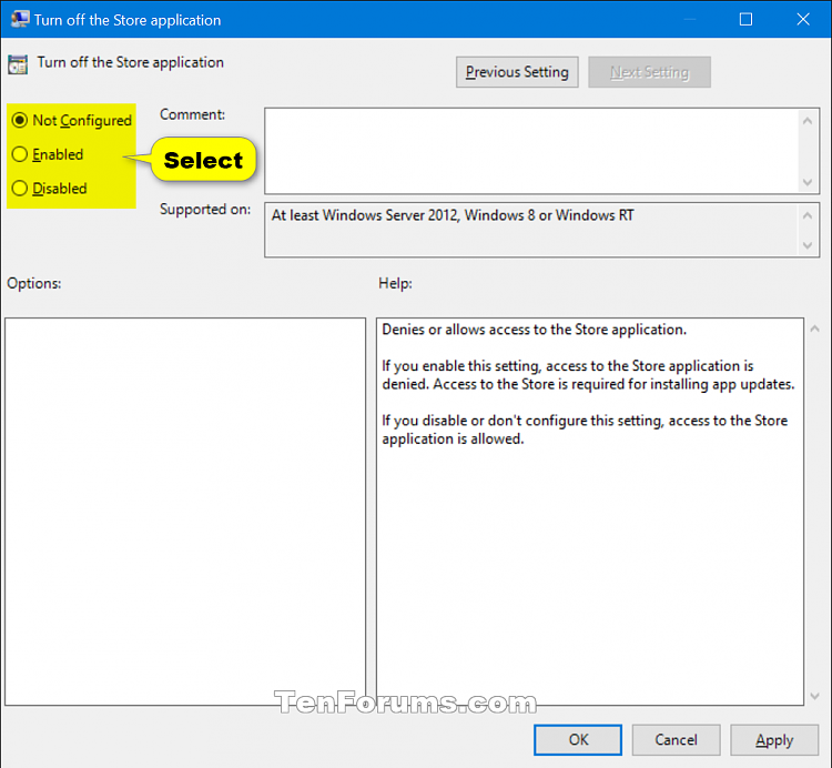 Allow or Block Access to Microsoft Store App in Windows 10-disable_store_app_gpedit-2.png