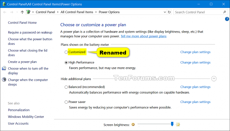 Click image for larger version.  Name:Renamed_Power_Plan.png Views:85 Size:86.5 KB ID:68965