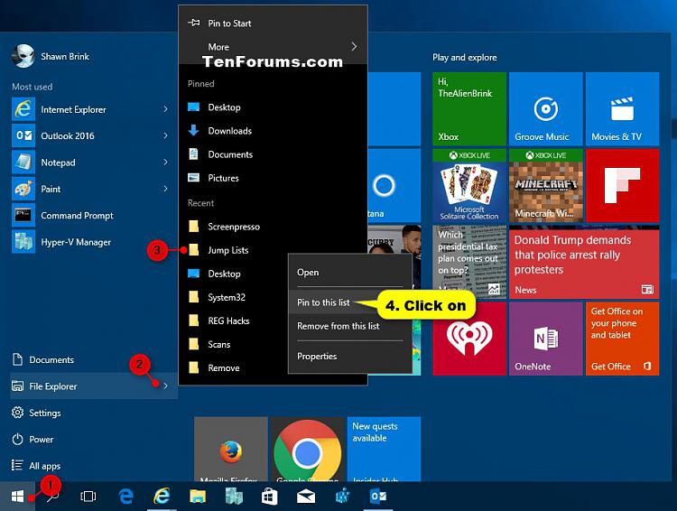 Click image for larger version.  Name:Start_Menu_pin_to_jump_list-1.jpg Views:568 Size:113.5 KB ID:69334