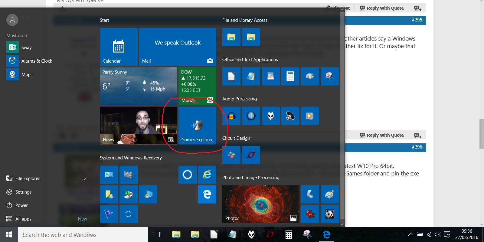how to download windows updates directly to a d drive