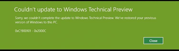 Click image for larger version.  Name:W10UpdateFail.jpg Views:226 Size:56.7 KB ID:7424