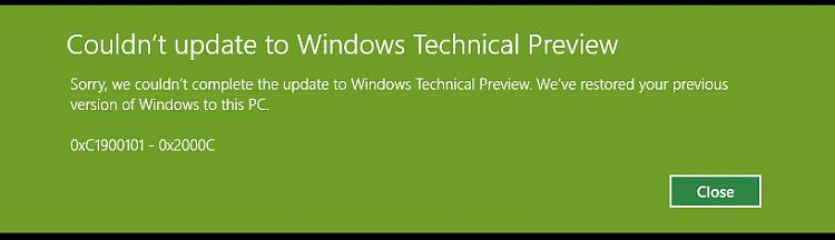 Click image for larger version.  Name:W10UpdateFail.jpg Views:376 Size:56.7 KB ID:7424