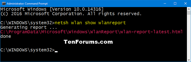 Click image for larger version.  Name:WLAN_report_command.png Views:704 Size:16.9 KB ID:74480