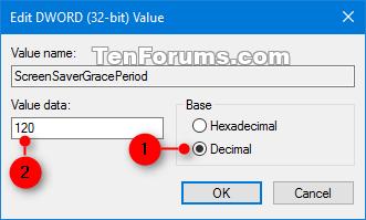 Change Screen Saver Password Grace Period in Windows-screensavergraceperiod_registry-2.png