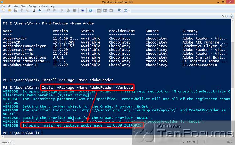 windows command line tutorial pdf