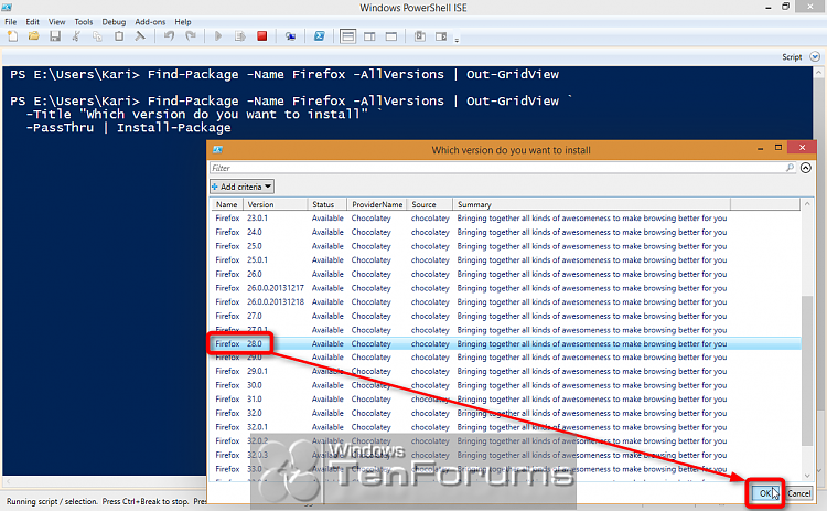 PowerShell PackageManagement (OneGet) - Install Apps from Command Line-2014-10-31_03h53_27.png