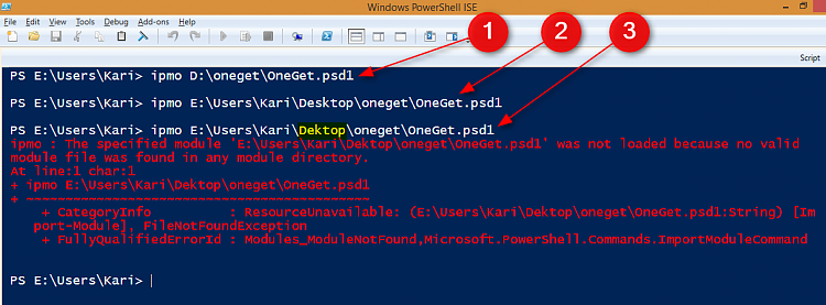 PowerShell PackageManagement (OneGet) - Install Apps from Command Line-2014-11-01_06h03_09.png